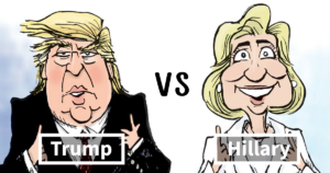 hillary-clinton-vs-donald-trump-cartoon-joe-heller-fb